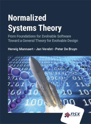 Normalized Systems Theory
